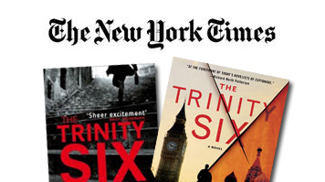 The Trinity Six is a New York Times Bestseller